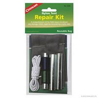 Coghlans Nylon Tent Repair Kit - Grey/Green