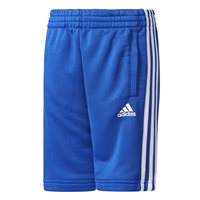 Adidas Boys 3S KN Shorts - Royal/White