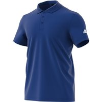 Adidas Mens Essential Base Polo - Royal