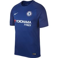 Nike Chelsea Home Jersey 17/18 - Blue