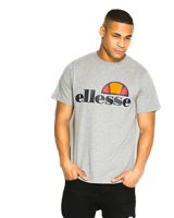 Ellesse Mens Prado T-Shirt - Grey