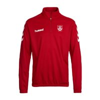 Athy Town AFC Athy Town AFC Core Half Zip Sweat - Red