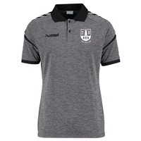 Athy Town AFC Athy Town AFC Authentic Charge Polo - Dark Grey Melange