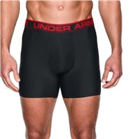"Under Armour The Original 6"" BoxerJock - Black"