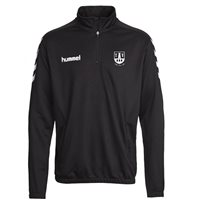 Athy Town AFC Athy Town AFC Core Half Zip Sweat - Black