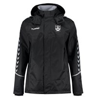 Athy Town AFC Athy Town AFC Authentic Charge All Weather Jacket - Youth -Black