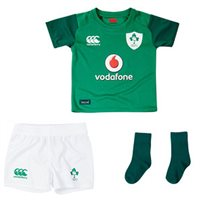 Canterbury IRFU Infant Home Kit 17/18 - Bosphorous