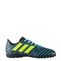 Adidas Nemeziz 17.4 Turf Trainers Kids - Ink/Yellow/Energy Blue