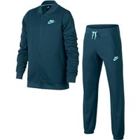 Nike Girls NSW Tricot Suit - Blue