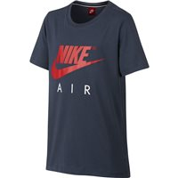 Nike Boys Nike Air T-Shirt - Thunder Blue
