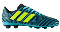 Adidas Nemeziz 17.4 FxG Kids - Ink/Yellow/Energy Blue