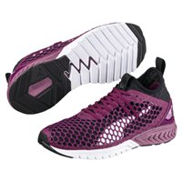 Puma Womens IGNITE Dual NETFIT - Purple/Black
