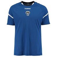 Celbridge Town Authentic Charge Poly Jersey SS - True Blue