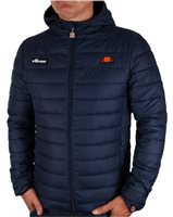 Ellesse Mens Lombardy Padded Jacket - Navy