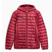 Ellesse Womens Lompard Padded Jacket - Red