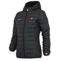 Ellesse Womens Lompard Padded Jacket - Anthracite