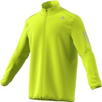 Adidas Mens Response Wind Jacket - Sol.Yellow