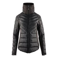 OutHorn Ladies Puffa jacket - Black