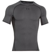 Under Armour Mens HG Armour T-Shirt - Grey