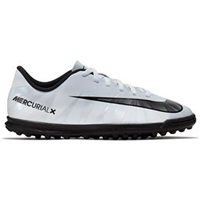 Nike Jr MercurialX Vortex 3 CR7 TF - Blue Tint/Black/White