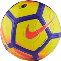 Nike Premier League Strike Football - Yellow/Crimson