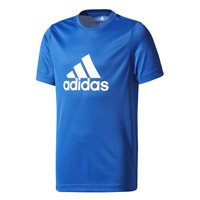 Adidas Boys Gear Up T-Shirt - Royal/White