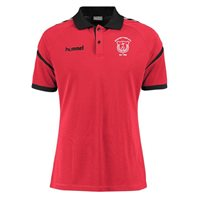 Hummel Kildare Town AFC Authentic Charge Polo Adult