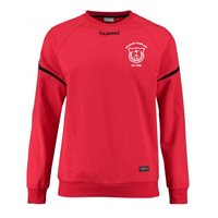 Hummel Kildare Town AFC Authentic Charge Cotton Sweatshirt Youth