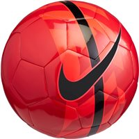 Nike React Soccer Ball - Red/Black