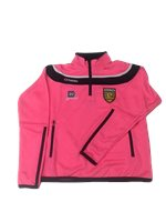 ONeills Donegal GAA Lene HZ Squad Top - Flo.Pink/Marine/White
