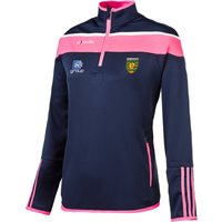 ONeills Donegal GAA Lene HZ Squad Top - Pink/White