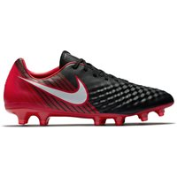 Nike Magista Onda II FG Football Boots - Black/Red/White