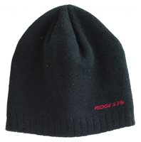 Ridge 53 Apex Beanie - Navy/Pink