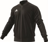 Adidas Condivo18 Poly Jacket - Black/White