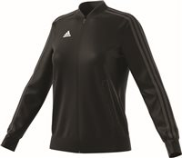 Adidas Condivo18 Poly Jacket - Womens - Black/White