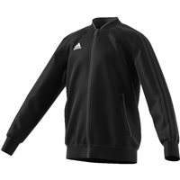 Adidas Condivo18 Poly Jacket - Youth - Black/White