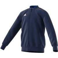 Adidas Condivo18 Poly Jacket - Youth - Dark Blue/White