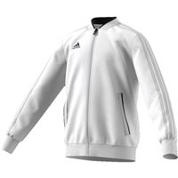 Adidas Condivo18 Poly Jacket - Youth - White/Black