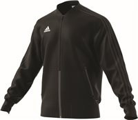 Adidas Condivo18 Presentation Jacket - Black/White
