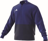 Adidas Condivo18 Presentation Jacket - Bold Blue/Dark Blue/White