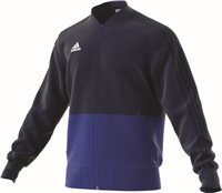 Adidas Condivo18 Presentation Jacket - Dark Blue/Bold Blue/White
