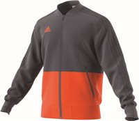 Adidas Condivo18 Presentation Jacket - Onix/Orange