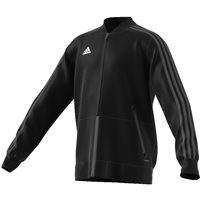 Adidas Condivo18 Presentation Jacket - Youth - Black/White