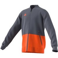 Adidas Condivo18 Presentation Jacket - Youth - Onix/Orange