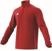 Adidas Core18 Training Top - Power Red/White