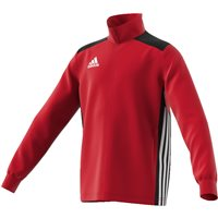 Adidas Regista18 Poly Jacket - Youth - Power Red/Black