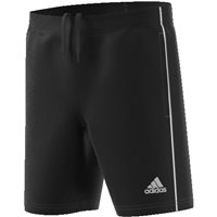 Adidas Core18 Training Short - Youth - Black/White