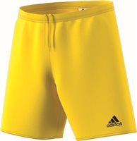 Adidas Parma 16 Short - Yellow/Black