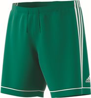 Adidas Squad 17 Short - Bgreen/White