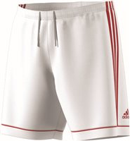 Adidas Squad 17 Short - White/Power Red